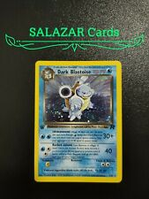 Pokemon Dark Blastoise Holo 1 Edizione Team Rocket 3/82 NM/MINT