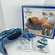 Posture Pump 1000 Standard Version Disc Hydrator for Neck Pain Box, Instructions