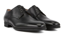 HUGO BOSS Highline Embossed 'Derby' Plain Toe Oxfords NEW NIB