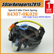 OEM 84307-0K020 Spiral Cable Clock Spring Angle Sensor for Toyota Fortuner Hilux