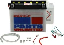 Heavy-Duty Battery w/ Sensor 12V 20Ah Replaces SY50-N18L-AT - For Kawi, , MC