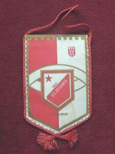 SERBIA FOOTBALL CLUB FK VOJVODINA NOVI SAD VINTAGE PENNANT , FLAG - SOCCER
