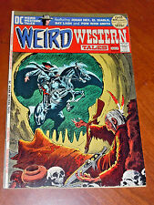 WEIRD WESTERN TALES #12 (1972) NM- (9.2) cond. ADAMS, WRIGHTSON  1st ISSUE