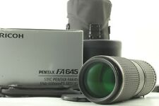 [TOP MINT IN BOX] PENTAX SMC FA 645 ZOOM 150-300mm F5.6 ED IF From JAPAN a267