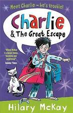 Good, Charlie and the Great Escape, McKay, Hilary, Book