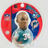 NFL Collectibles Rockers Ricky Williams #34 Miami Dolphins Genuine Merchandise