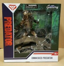 SDCC 2020 PREDATOR GALLERY UNMASKED PVC STATUE (DIAMOND SELECT TOYS) UNOPENED