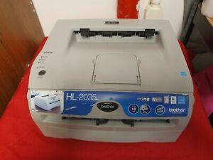 Brother HL-2035 Laserdrucker Für Privatanwender