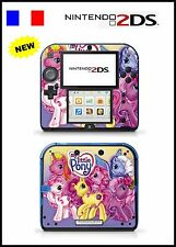 SKIN STICKER AUTOCOLLANT DECO POUR NINTENDO 2DS REF 117 MY LITTLE PONY