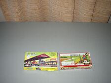 ATLAS 707 STATION PLATFORM & 2403 79 SIGNAL BRIDGE #T-74