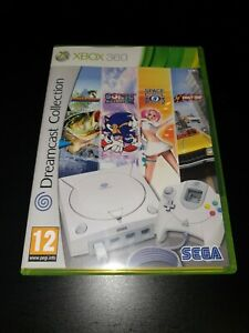 Dreamcast Collection Microsoft Xbox 360 Game, VGC, 1st Class Post
