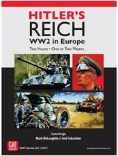 Hitler's Reich: Card Driven WWII Game GMT New in Shrinkwrap