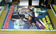 MOTOCICLISMO # 11-NOVEMBRE 1992-DUCATI 900 SL-TRIUMPH DAYTONA 750-SUZUKI VS 800