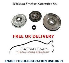 Pour toyota avensis 2.0 D4D solide double masse volant embrayage kit de conversion 03-06