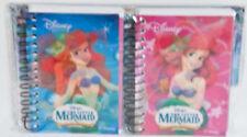 Disney Ariel Set of 2 Mini Notebooks