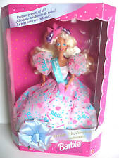 BARBIE BIRTHDAY FELIZ CUMPLEANOS ANNIVERSAIRE Excellent Condition New in Box