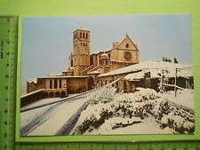 UMBRIA - ASSISI (PG) -BASILICA DI S. FRANCESCO - 14288