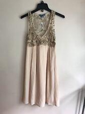 Anthropologie Lil Flickering Dress Size 4 NEW MSRP: $198