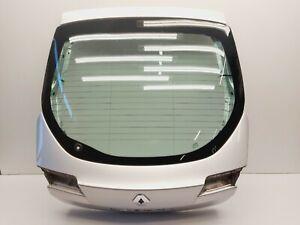 Heckklappe mit Scheibe  901000820R Renault Laguna III 3 MK3 TED69 Gris Platine