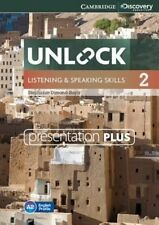 Unlock Level 2 Listening and Speaking Skills Presentation Plus DVD-ROM, Dimond-B