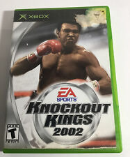 Knockout Kings XBOX 2002 No Manual