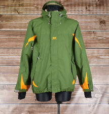 Helly Hansen Helly Tech5 Hooded Men Ski Jacket Coat Size L, Genuine