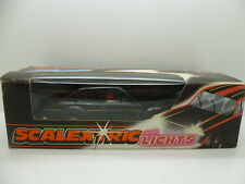 Scalextric C118 Ford Escort with Light, superb car and boxed