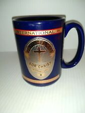 'Peace Officers For Christ' 16 ounce Coffee Mug