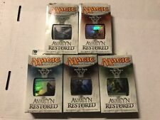 Magic The Gathering Avacyn Restored Intro Deck Set Of All 5 Sealed Theme MTG CCG
