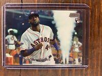 2020 Topps Stadium Club Baseball #69 YORDAN ALVAREZ  Astros RC Rookie Card MLB