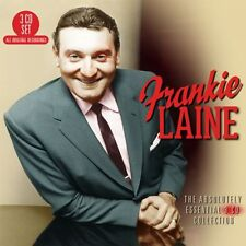 Frankie Laine ABSOLUTELY ESSENTIAL COLLECTION Best Of 60 Songs NEW SEALED 3 CD