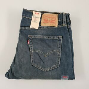 Levi's 514 Straight Stretch Jeans W35 L32 BRAND NEW