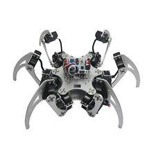 18DOF Aluminium Hexapod Spider Six Legs Robot Kits with Servo Horn for Arduino