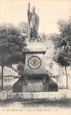 ROCAMADOUR - Statue de l'évêque Martial