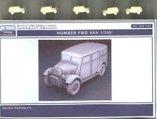 L'Arsenal Models 1/350 BRITISH HUMBER FWD VAN (5) Resin Set