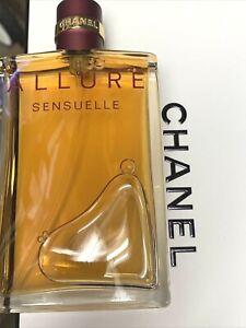 Allure Sensuelle  Eau de Parfum 3.4 oz for Women NNB