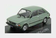 Fiat 147 Cl5 (127) 1983 Silver EDICOLA 1:43 ARG029