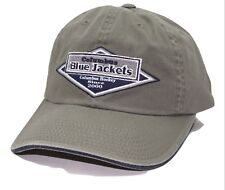 Columbus Blue Jackets American Needle Olive Green NHL Adjustable Hockey Cap Hat