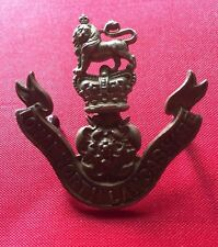 VICTORIAN LOYAL NORTH LANCASHIRE REGIMENT CAP BADGE -100% ORIGINAL GUARANTEED!!!