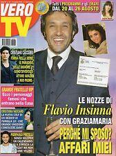 Vero Tv 2016 33#Flavio Insinna,Pierpaolo Pretelli,Cristiano Caccamo,Piero Angela