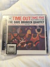 Dave Brubeck Quartet Time Out SACD New And Sealed