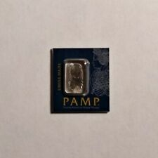 1 gram Pamp Suisse Platinum Bar (in Assay)
