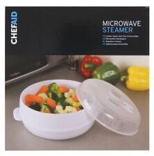 Chef Aid Microwave Steamer 1.5L **0803