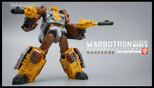 New instock Warbotron Transformers Computron WB03-C Computron Nosecone