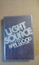 Lightsource by Bari Wood (1984, Hardcover) -- First Printing Ex Library