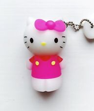 Minigz Hello Kitty Cat Dibujos Animados Usb 64 GB PC Computer Memory Flash Drive Pendrive