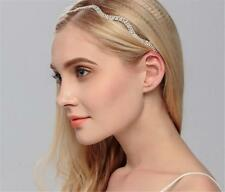Diamante Hair Vine Rhinestone Bridal Accessories Crystal Wedding Hair Halo 1 PC