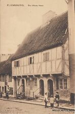 GERMANY - Flensburg - Das Alteste Haus