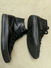 Converse Boot Mid 3M Thinsulate Black 115713 Us Mens 10.5