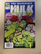 Incredible Hulk 422 . Asgard . Marvel 1994 .  VF - minus